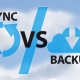 blog-sync-vs-backup