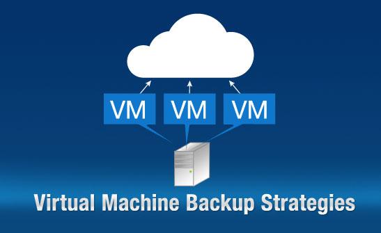 Virtual Machines Backup Strategies