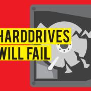 Hard Drive Disaster Prep for Procrastinators