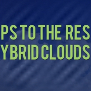 Cusps to the Rescue—Hybrid Clouds