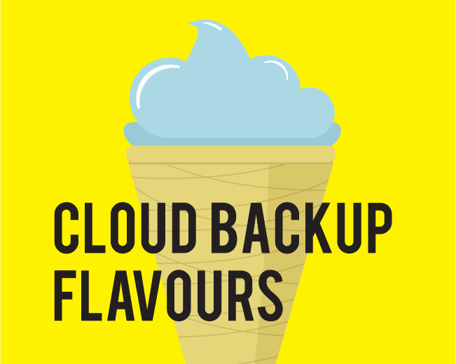 Data Protection Solutions and Selection of Cloud Backup