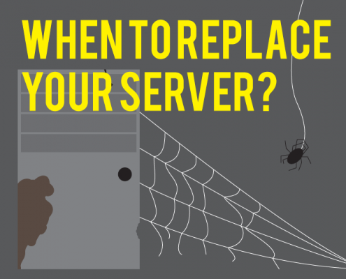 When is the Right Time to Replace Servers
