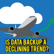 Is the Data Backup and Recovery Business Declining?