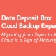 Migrating from Tapes to the Cloud is a Sign of Maturity