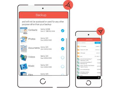 Data Deposit Box Apple iOS App