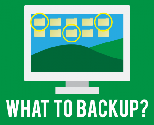 Top 5 folders you should backup on Microsoft Windows