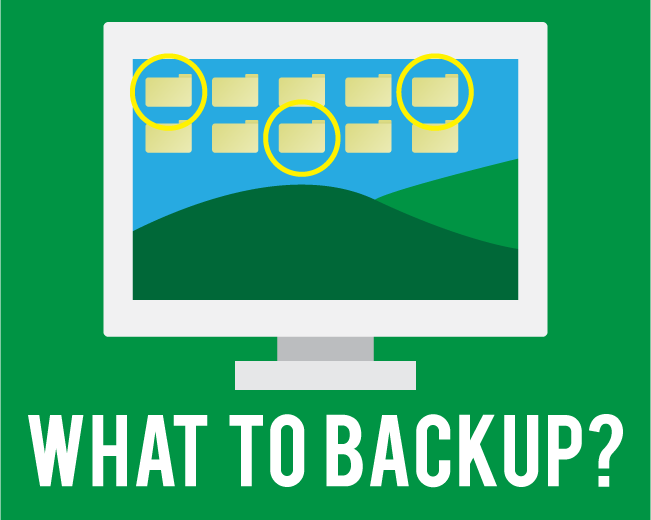 Top 5 folders you should backup on Microsoft Windows