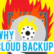 3 Reasons to Use Cloud Backup