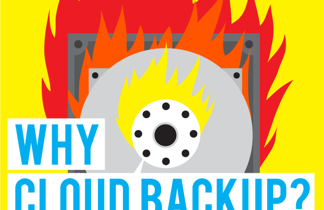 3 Reasons to Use Cloud Backup