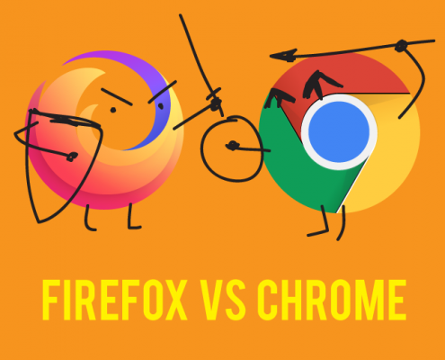 Recommended Browser-Chrome Or Firefox